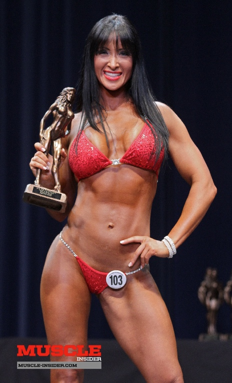 Simone Sinclaire Muscle Insider