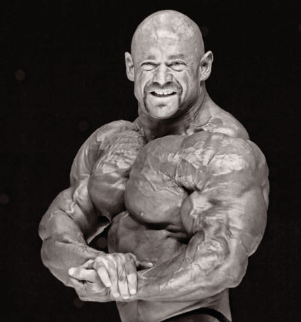 One On One With Charles Glass Muscle Insider