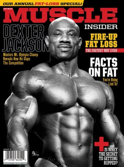 One-On-One With Mr. Olympia Dexter Jackson   MUSCLE INSIDER