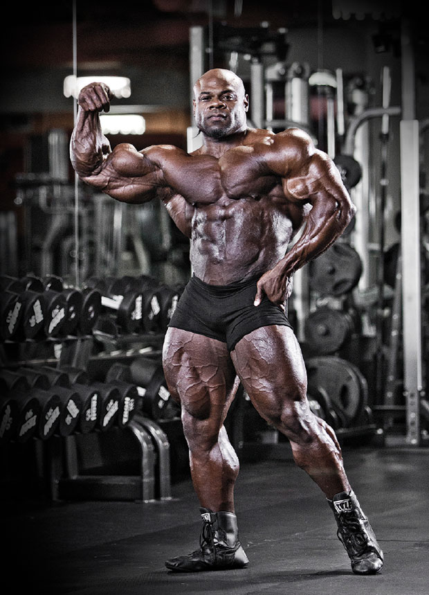 Q and a with kai greene muscle insider for Kai greene painting