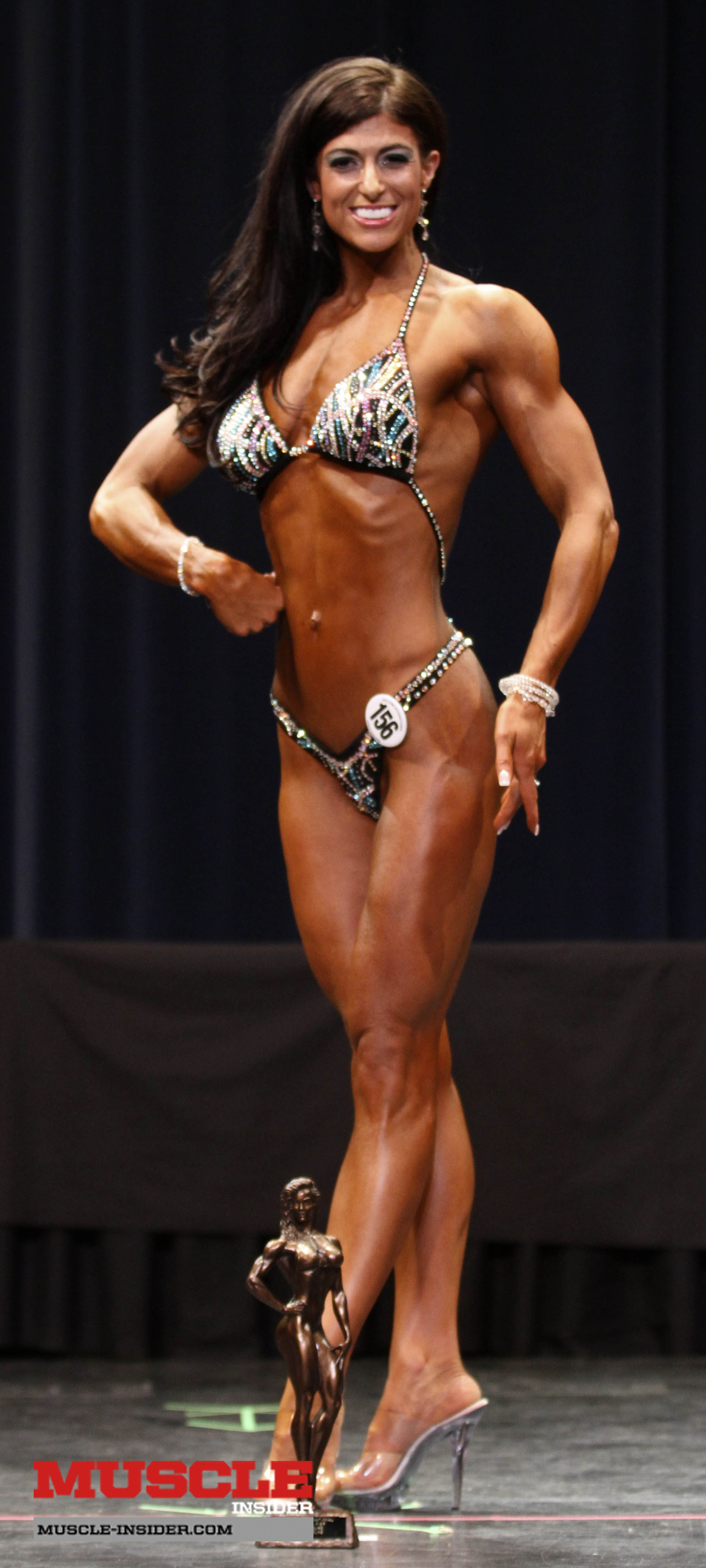 Amateur womens fitness figure competitions