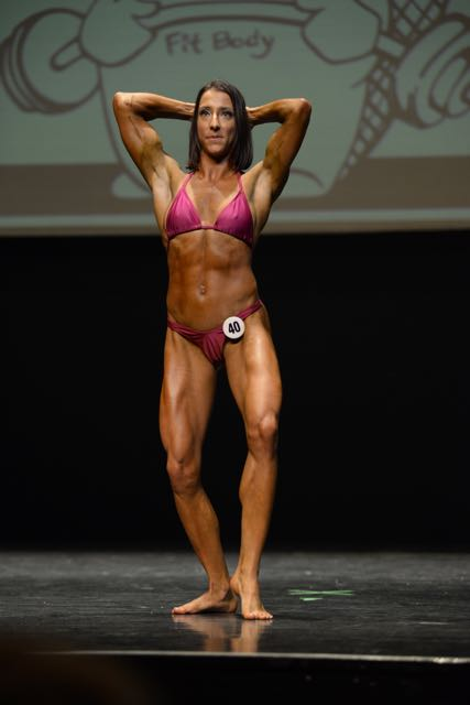 BCABBA Leigh Brandt Muscle Classic 2015 Contest Results