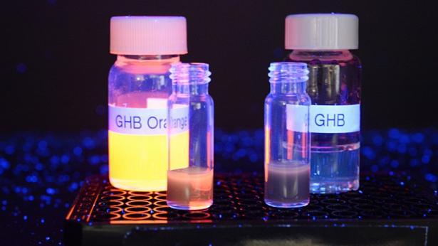 characteristics of ghb gamma hydroxybutyrate