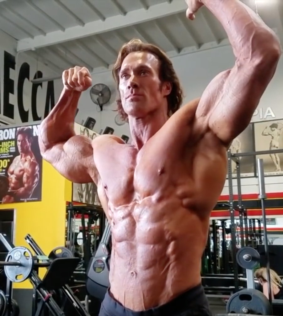 Bodybuilding Tips With Mike O'Hearn   MUSCLE INSIDER