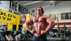 Hardcore Workout With Titan O'Hearn