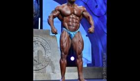 Interview with IFBB Pro Johnnie Jackson by Scott Welch
