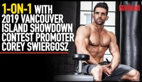 One-on-One with 2019 Vancouver Island Showdown Contest Promoter Corey Swiergosz