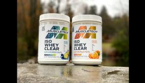 Supplement Review - MuscleTech ISO WHEY CLEAR