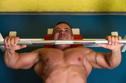 The Bench Press And Pec Tears Muscle Insider