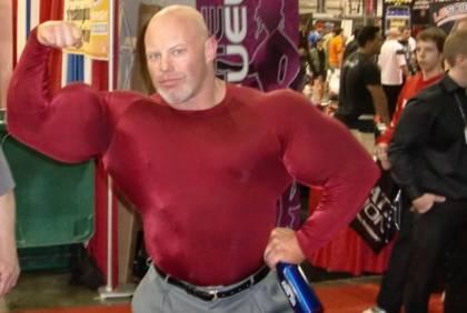 Site Injections or Synthol   MUSCLE INSIDER