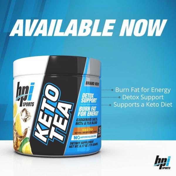 Image result for BPI KETO ICED TEA 25 SERVING