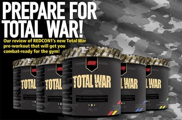 Kết quả hình ảnh cho total war pre workout