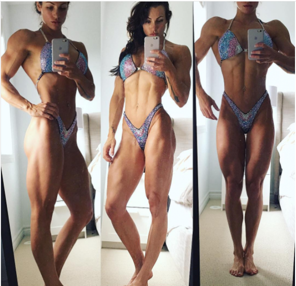 2017 Lenda Murray Pro Contest Results | MUSCLE INSIDER