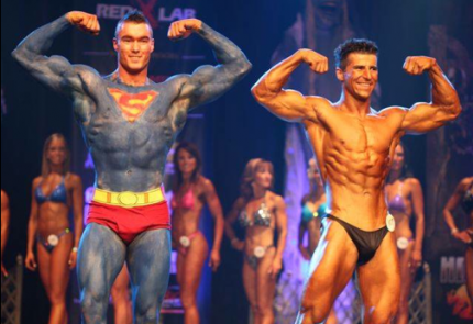 contest results ufe halloween mayhem - Halloween Muscle