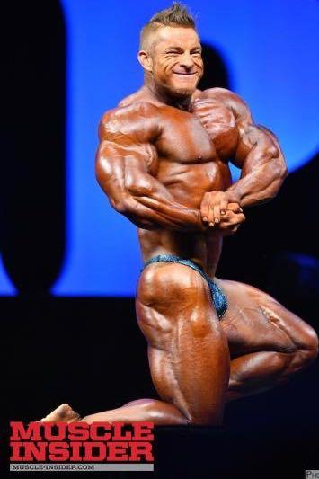 Flex Lewis Joins Sinister Labs Muscle Insider