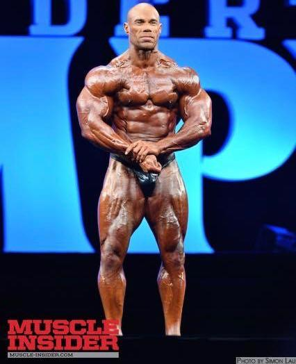 Kevin Levrone Drops Out of Vancouver Pro | MUSCLE INSIDER