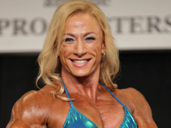 figure Amateur competitions fitness womens